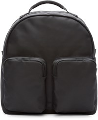 Yeezy Season 1 Black Nylon Pocket Backpack