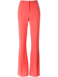 Roberto Capucci High Waist Trousers Yellow And Orange