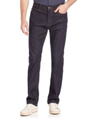 Michael Kors Textured Slim Jeans Rinse Wash