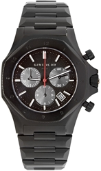 Givenchy Black Five Watch