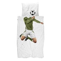 Snurk Football Champ Duvet Set Single