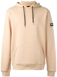 Les Artists Art Ists Hooded Sweatshirt Nude Neutrals