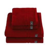 Gant Premium Terry Towel Dark Red Hand Towel