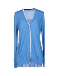 Devotion Cardigans Azure