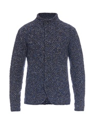 Oliver Spencer Hamilton Wool Knit Jacket