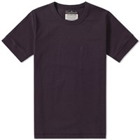 Nigel Cabourn Military Tee Black