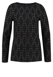 More And More Long Sleeved Top Black