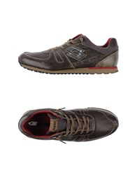 Lotto Leggenda Sneakers Dark Brown