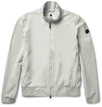 Nn.07 Harry Water Resistant Shell Jacket Gray
