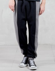 Vallis By Factotum Two Tone Sweat Joggers