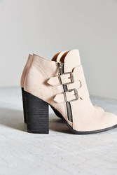 Urban Outfitters Isabella Buckle Ankle Boot