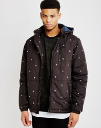 Vans Fryden Jacket Black