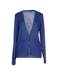 Bellwood Knitwear Cardigans Women Blue