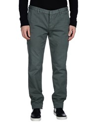 Prada Trousers Casual Trousers Men Deep Jade