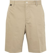 Nike Washed Dri Fit Shorts Brown