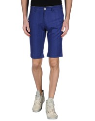 Blend Of America Blend Trousers Bermuda Shorts Men Blue