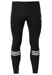 Adidas Performance Tights Black White