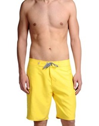 Vans Beach Pants Yellow