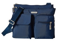 Baggallini Everything Bagg Pacific Cross Body Handbags Blue