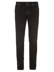 Jacob Cohen Tailored Stretch Denim Jeans Grey