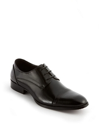 Kenneth Cole New York Knight Life Leather Oxfords