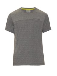 Peak Performance Bailey Performance Jersey T Shirt Grey Multi