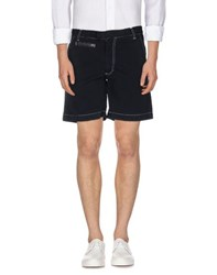 Fred Perry Trousers Bermuda Shorts Men Dark Blue