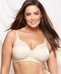 Vanity Fair Full Figure Back Smoother Wireless Bra 71380