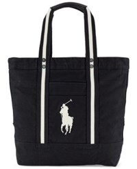 Polo Ralph Lauren Big Pony Canvas Tote Oxford