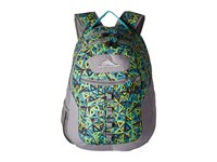 High Sierra Opie Backpack Electric Geo Charcoal Tropic Teal Backpack Bags Gray