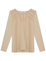 Gerard Darel Tendresse T Shirt Nude