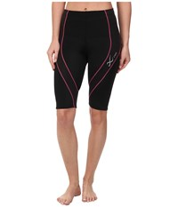 Cw X Pro Short Black Sweet Pink Women's Shorts