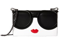 Alice Olivia Stacey Face Long Wallet Multi