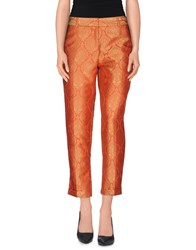 Elizabeth And James Trousers Casual Trousers Women Coral