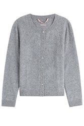 81 Hours By Dear Cashmere Cashmere Cardigan Grey