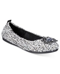 Easy Spirit Georgetta Flats Women's Shoes Black Multi Black
