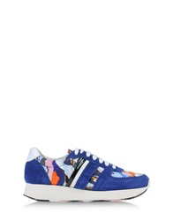 Carven Low Tops And Trainers Blue