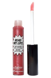 Thebalm 'Read My Lips' Lip Gloss