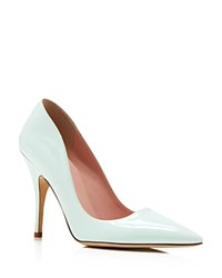 Kate Spade New York Licorice Pointed Toe Pumps Fresh Mint