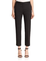 3.1 Phillip Lim Wool Pencil Pants Black