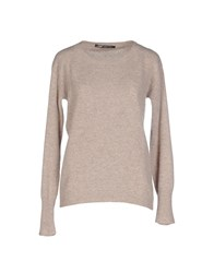 Private Lives Sweaters Beige