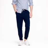 J.Crew Wallace And Barnes Indigo Sweatpant