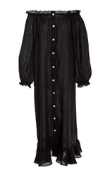 Sleeper M'o Exclusive Night Gown Black