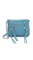 Botkier Logan Cross Body Bag Blue
