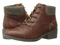 Sperry Juniper Quay Tan Women's Dress Lace Up Boots