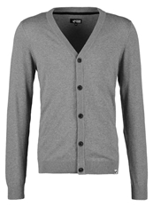 Your Turn Cardigan Grey Melange