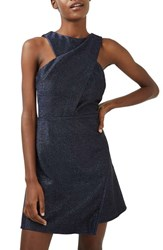 Topshop Women's Wrap A Line Dress