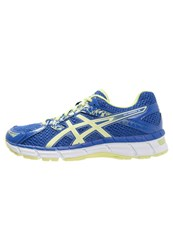 Asics Geloberon 10 Cushioned Running Shoes Blue Purple Sunny White