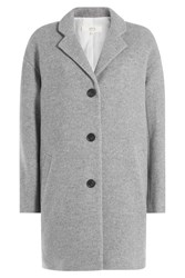 Vanessa Bruno Athe Wool Coat Grey