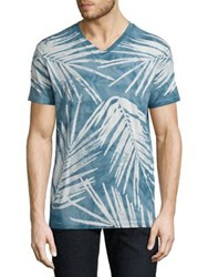 Sol Angeles Ghost Palm V Neck Tee